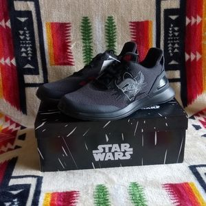 Other - Adidas Kids Star Wars Shoes Size 4